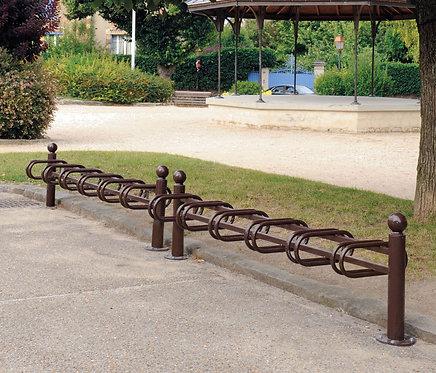 Installation support vélos grande longueur à Lyon et en Auvergne-Rhône-Alpes
