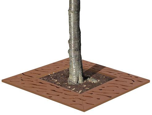 Installation grille d'arbres ProCity à Lyon et en Auvergne-Rhône-Alpes
