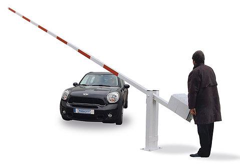 Installation barrière levante ProCity à Lyon et en Auvergne-Rhône-Alpes