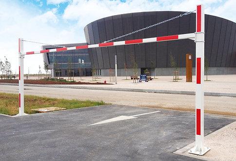 Installation portique parking ProCity à Lyon et en Auvergne-Rhône-Alpes