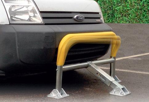 Installation arceau de parking VISO à Lyon et en Auvergne-Rhône-Alpes