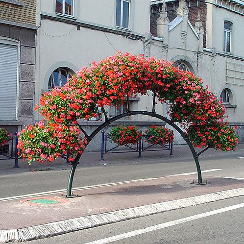 Installation fleurissement urbain à Lyon et en Auvergne-Rhône-Alpes