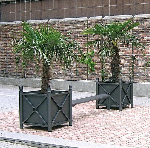Installation bac à palmier ProCity à Lyon et en Auvergne-Rhône-Alpes