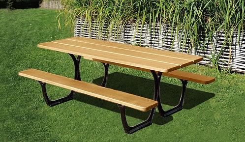 Installation table picnic parc à Lyon et en Auvergne-Rhône-Alpes