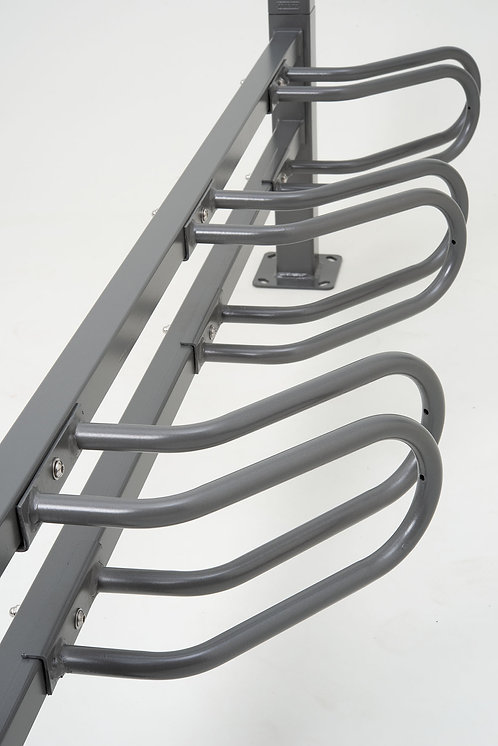 Installation appui cycles grande longueur à Lyon et en Auvergne-Rhône-Alpes