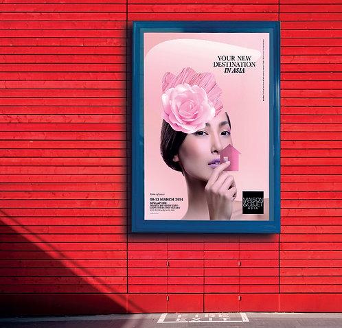 Installation panneau d'affichage mural Galvasteel à Lyon et en Auvergne-Rhône-Alpes