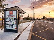 Installation abris bus à Lyon et en Auvergne-Rhône-Alpes