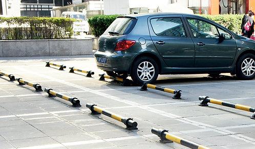 Installation butée de parking VISO à Lyon et en Auvergne-Rhône-Alpes