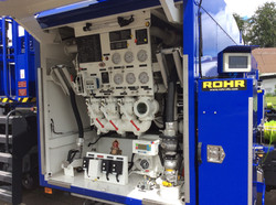 Tankfahrzeug Elektronik