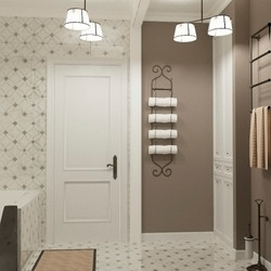 Дизайн интерьера ванной комнаты. Сар