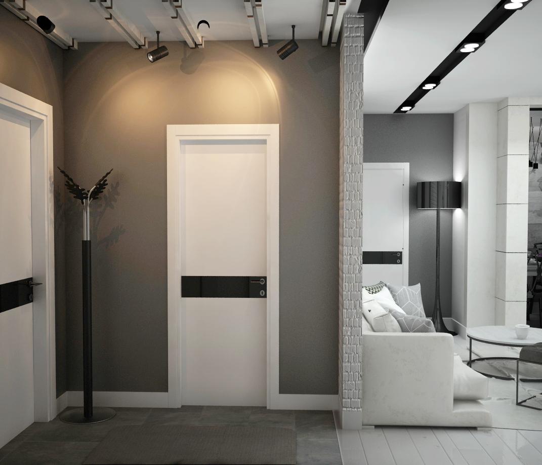 Дизайн интерьера Loft Саратов Москва (2)