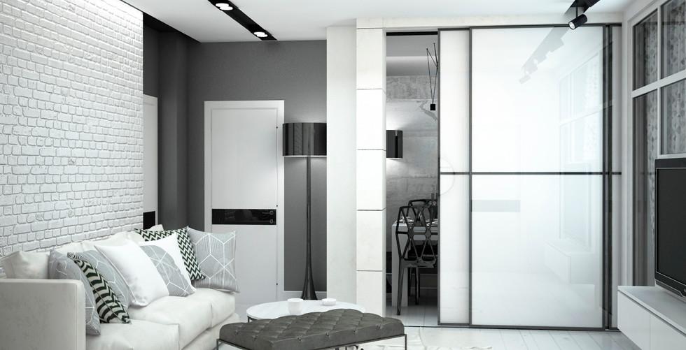Дизайн интерьера Loft Саратов  Москва.jp