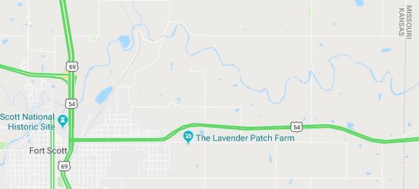 The Lavender Patch Farm directions