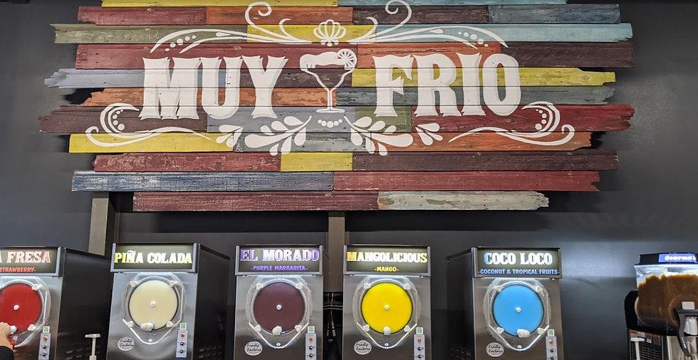 Muy Frio Fort Worth daiquiris to go near me