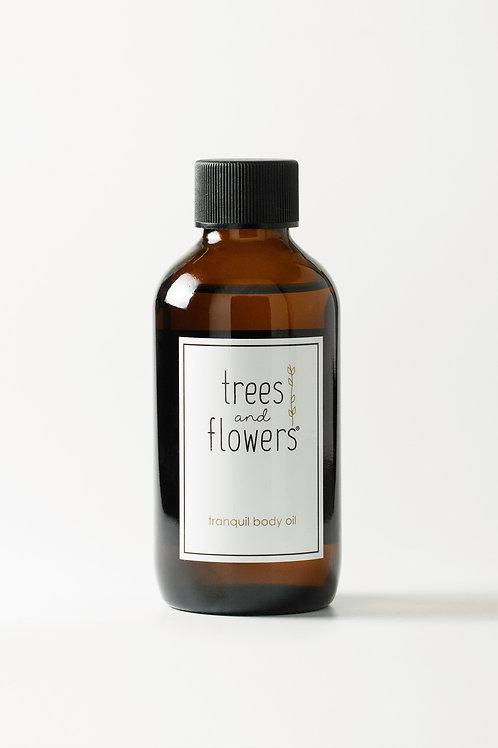 tranquil body oil 4.0 oz