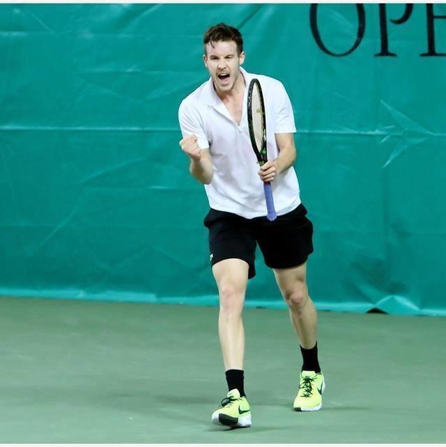 SMS Tennis