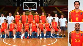 Macedonian Basketball Team photo-shoot