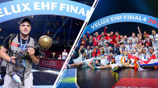 HISTORY WAS MADE! - HC Vardar on the top of Europe