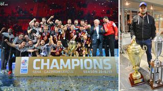 SEHA League trophy is in Skopje again!