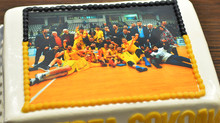 "Have you ever taken a photo that was ""printed"" on a celebration cake?"