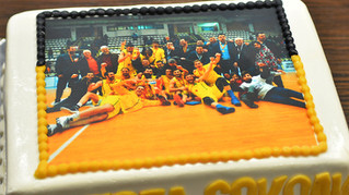"""Have you ever taken a photo that was """"printed"""" on a celebration cake?"""