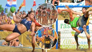 Beach handball - a unique experience