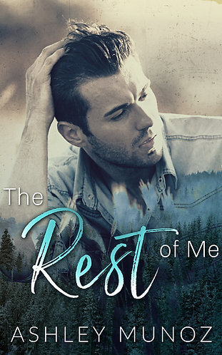 Signed Paperback of The Rest of Me