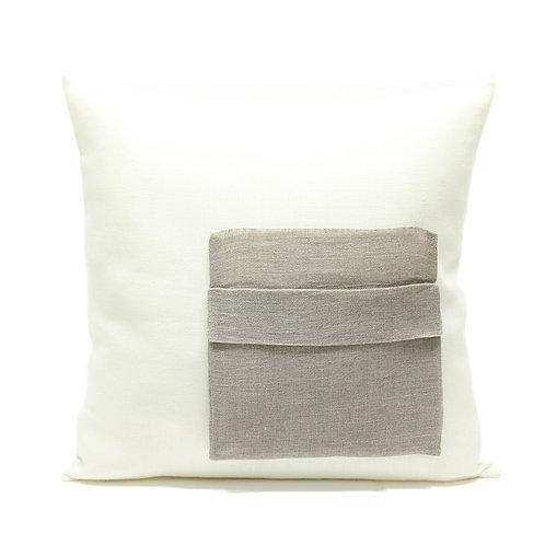   Collezione TASCHE   Bianco tasca Naturale