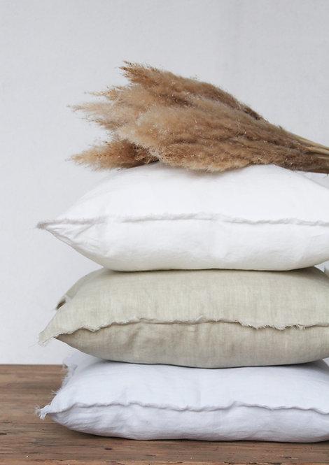 Collezione STRAPPATO - Cuscini in puro lino