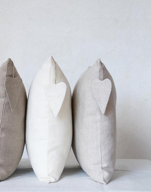 Collezione BASIC - Cuscini in puro lino