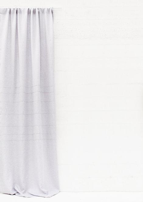 Collezione FILO velo di lino grigio