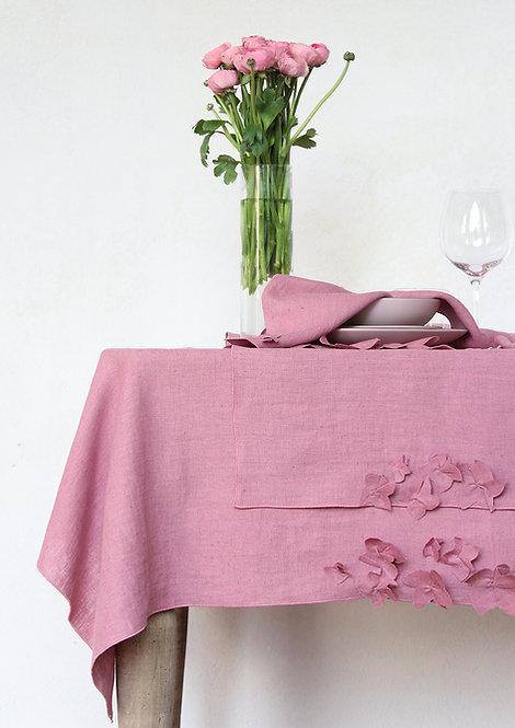 Collezione GELSOMINO - Tessile tavola in puro lino