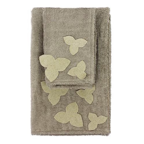 | Asciugamani ORTENSIA | Spugna Naturale