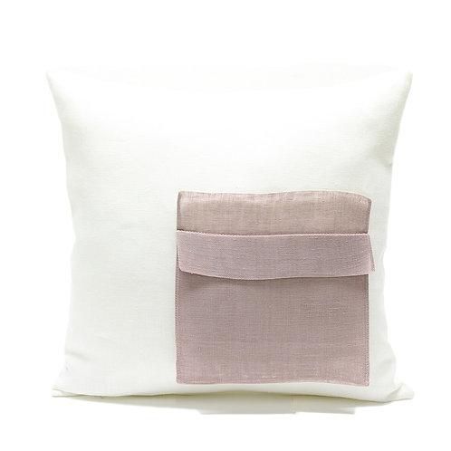 | Collezione TASCHE | Bianco tasca Rosa