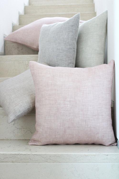 Collezione GARZA - Cuscini in puro lino