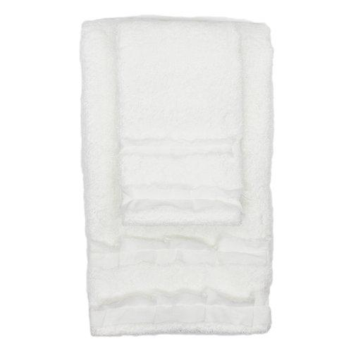 | Asciugamani ROUCHE | Spugna Bianco