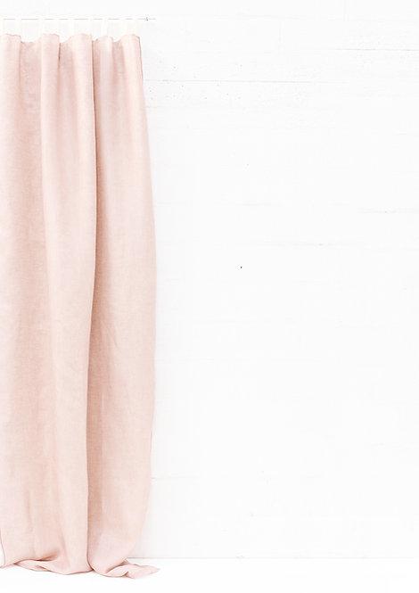 Tenda garza di lino doppia