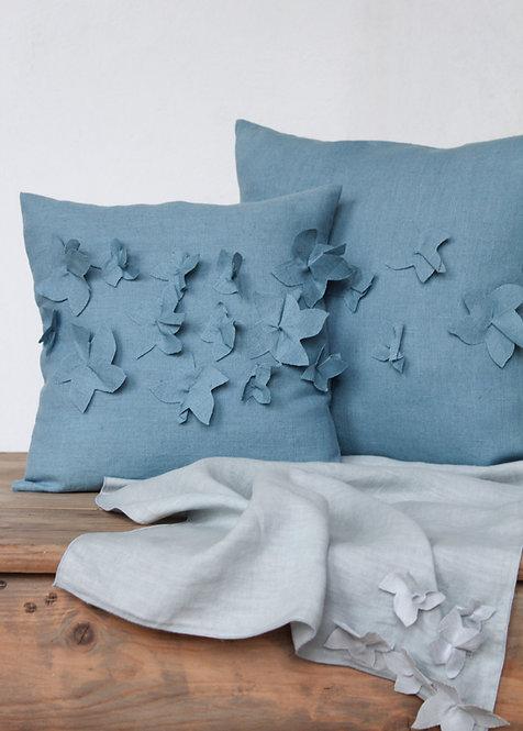 Collezione GELSOMINO - Cuscini in puro lino