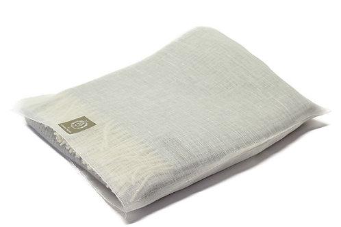 Packagin plaid - Sacchetto garza di lino