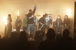 S.O.C.O.M. concert pic in Portugal