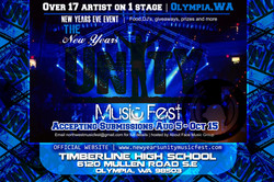 New Years Unity Music Fest Pic