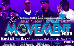 Washington Hip Hop Concert Tour