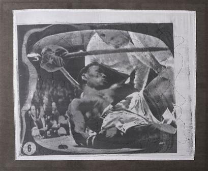 Pietá (Hilván), 1980 (Hilvanado en 2017)