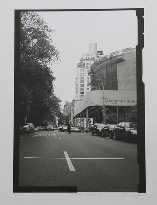 Una Milla de Cruces sobre el Pavimento - Guggenheim Museum, NY, 2008