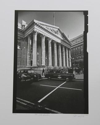Una Milla de Cruces sobre el Pavimento, The City, Londres, 1996