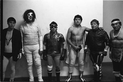 Luchadores del Ring 2