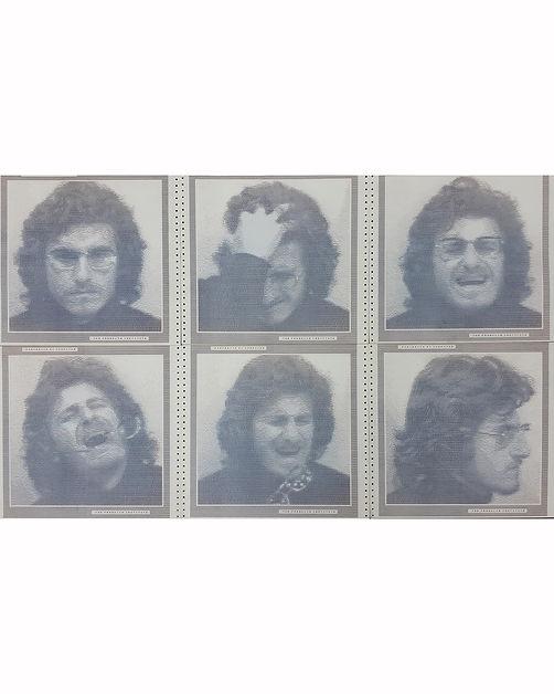Autoretratos Binarios, 1979