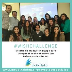 Wish Challenge Pacific Hydro