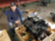 marine mechanic, engine repair