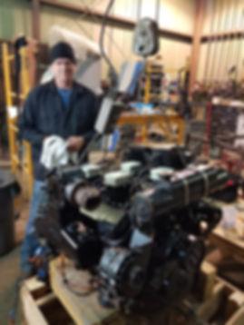 marina, engine repair, mercruiser, inboard